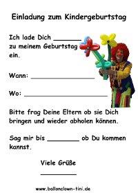 vorlage einladung kindergeburtstag kostenlos – kathyprice, Einladungsentwurf